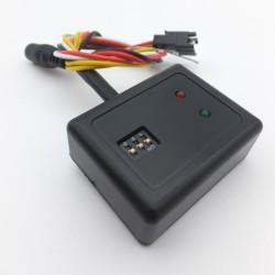 JDH FlowSwitch detector de caudal de flujo de líquido para sensores de efecto Hall