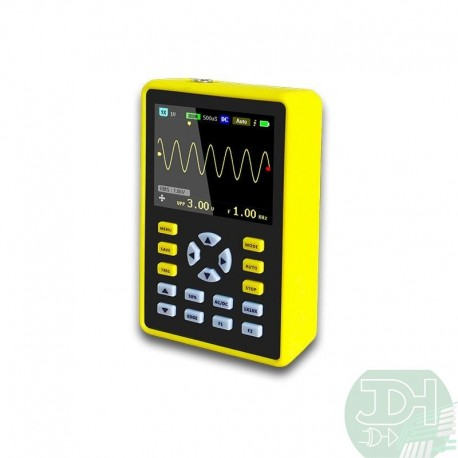 Oscilloscope 1 Ch / 100mhz Portable Handheld Economic with Carrying Case