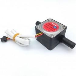 Sensor Micro Flujo Líquidos Pintura, Leche, Aceite, Diesel