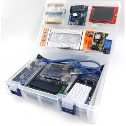 Arduino Shields Super kit for UNO, MEGA & WeMos for Fast Electronic product Prototyping!