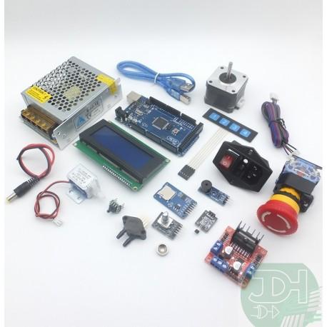 Kit de desarrollo para respirador artificial Ventilador de código abierto