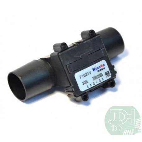 Sensor de flujo de gas / aire 100, 150, 200, 300 Litros por minuto (SLM)