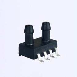 Sensor De Presión Diferencial MEMS +/-0.5kPa, 1kPa, 2kPa, 5kPa ó 10kpa Salida 0.5-4.5V