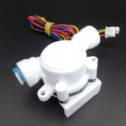 Sensor Caudal Micro Flujo Líquido Agua 0.08 A 1 L/min + Sensor TDS