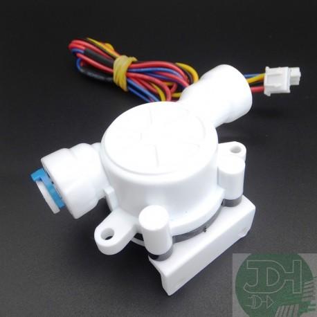 Micro Flow Liquid Water Flow Sensor 0.08 A 1 L / min + TDS sensor