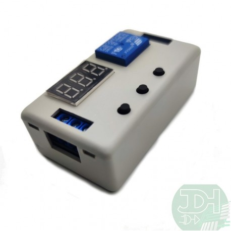 12V Timer Relay ON/OFF Time-control Load 220VAC