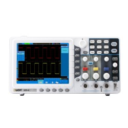 Digital Oscilloscope 2ch 8-Inch LCD-TFT Owon SDS economic version from 30 to 125MHz and 500MSa/s to 1GSa/s