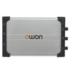 Osciloscopio para PC 2+1 Canales 60MHz 500MSa/s interfaz USB+LAN Owon VDS2062