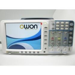 Osciloscopio Digital Portátil 200mhz 2ch con Batería y Bolso Owon SDS8202V+B
