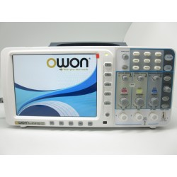 Digital Oscilloscope 200mhz 2ch +Battery+Bag Owon SDS8202V+B