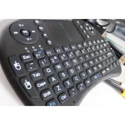 Wireless Mini Keyboard+mousepad | Raspberry | Smarttv | Android