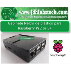 Raspberry Pi 2 or B+ plastic case