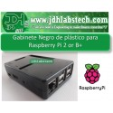 Raspberry Pi 3, Pi 2 or B+ plastic case