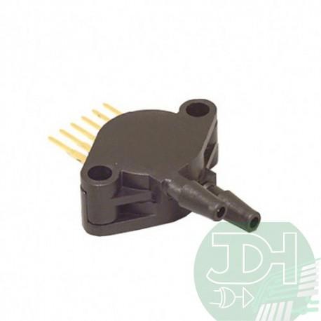 Sensor De Presión Diferencial Freescale MPX2050dp 0 a 50 kPa (0 a 7.25 psi)