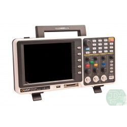 Digital Oscilloscope 200mhz + 16ch Logic Analyzer MSO8202T