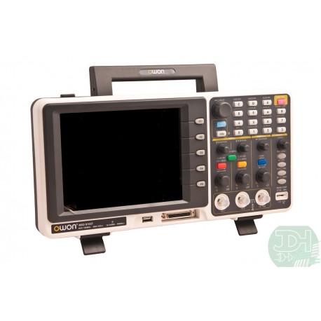 Osciloscopio Digital 200mhz + Analizador Lógico 16ch MSO8202T