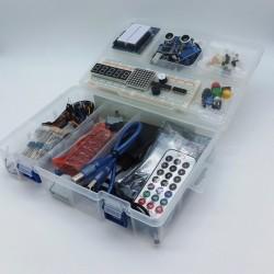 Uno Starter Kit ULTRA (100% compatible con Arduino IDE)