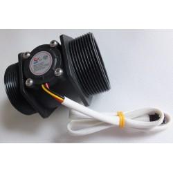 Sensor de Flujo de Líquidos Caudalímetro 10 a 300 litros/min para tuberías 2 pulgadas (DN50)