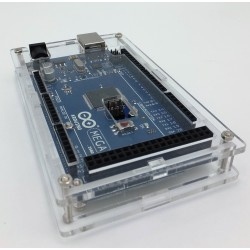 Acrylic Enclosure for Arduino Mega ATmega2560 Safety Case