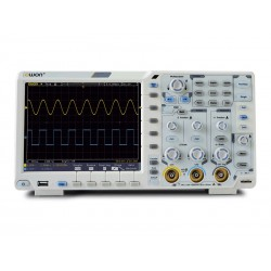 OWON XDS Series 200MHz/2ch Oscilloscope + Waveform Generator + Multimeter + Battery and MORE