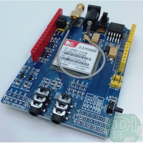 GSM / GPRS voice data SIM900 Arduino Shield Mobile Cellular