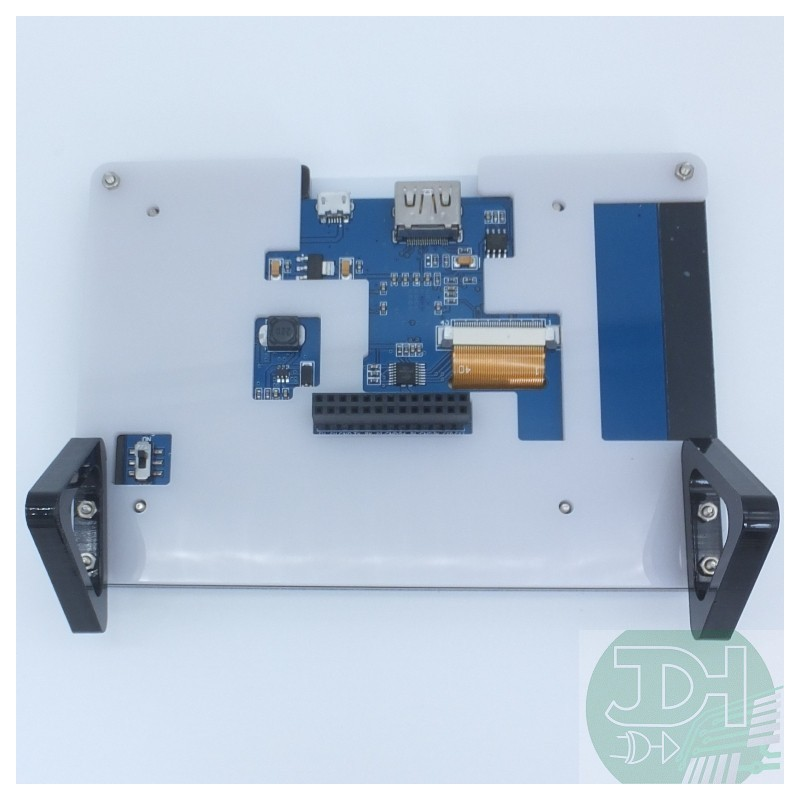 Raspberry Pi 3 Model B Basic Kit: microSD,Case,Supply,WiFi