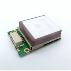 Módulo GPS + Galileo compacto antena de alta sensitividad integrada TTL NEMA0803