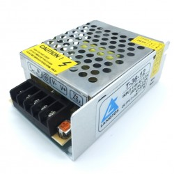 12V/3A Power supply 36W 90-240VAC input