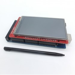 3.5-inch TFT Touchscreen display for Arduino UNO, Leonardo o MEGA