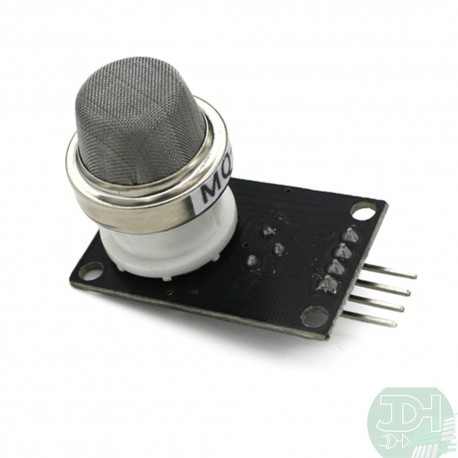 MQ138 Organic Steam Sensor Module for Contaminant Gases, Smog Detection