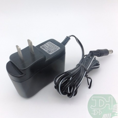 AC adapter AC / DC converter 90-240VAC to 9VDC up to 1A