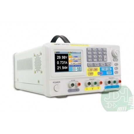 Programmable Power Supply 2+1ch 0-30VCD 3A 195W OWON ODP3032