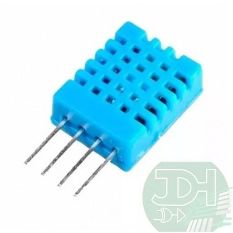 Sensor de temperatura y humedad salida digital