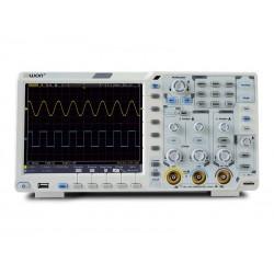 Osciloscopio OWON Serie XDS de 60MHz/2 canales (Convertidor de 12-bits!) + Generador de Señales + Multimeter + Baatería y MAS