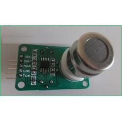 Carbon Dioxide (CO2) Sensor Mg811 + Detector module