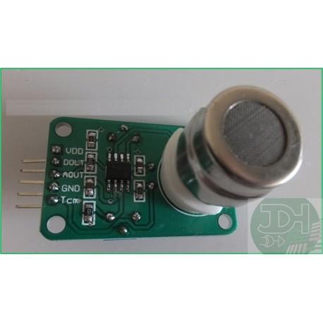 Módulo Detector De Dióxido De Carbono (co2) Sensor Mg811