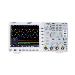 OWON XDS3104-AE 14-bit 4 Channels 100MHz Touchscreen Digital Storage Oscilloscope