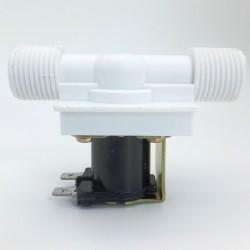 Electro Válvula 12vcd Tubería 1/2 Pulgada Normalmente Cerrado y Normalmente Abierto