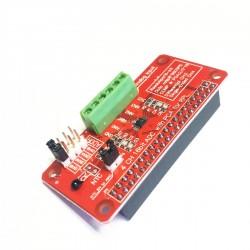Módulo Convertidor Analógico Digital Adc 16 Bit para Raspberry Pi